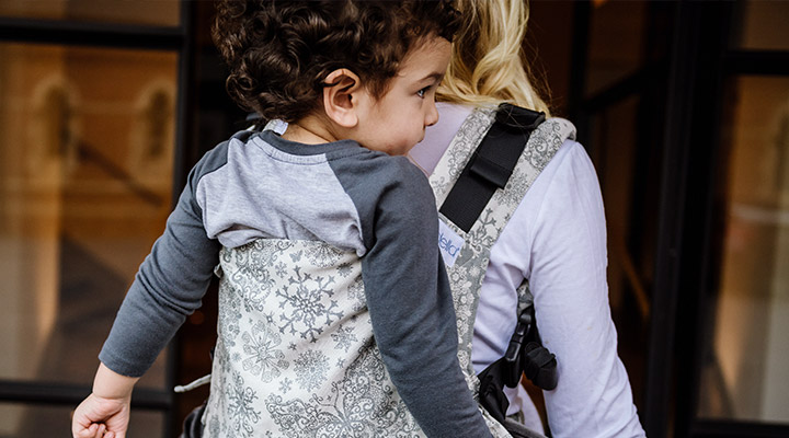 Which toddler carrier is right for me and my child?
