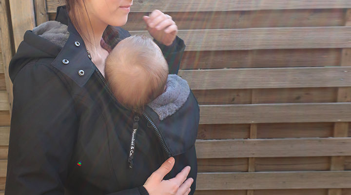 Wombat Babywearing Jackets Review #1