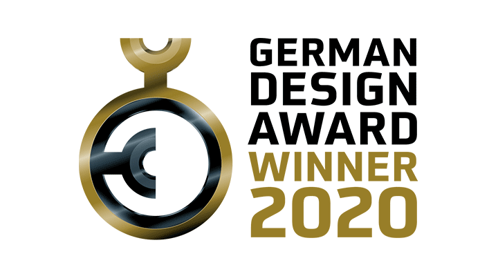 German Design Award für FlyClick