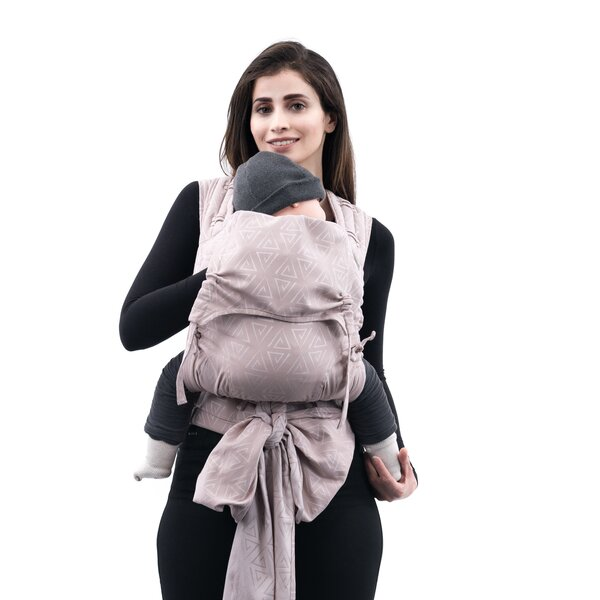 Fid-HB-2168 - Fidella® FlyClick Plus - Halfbuckle Baby carrier -...