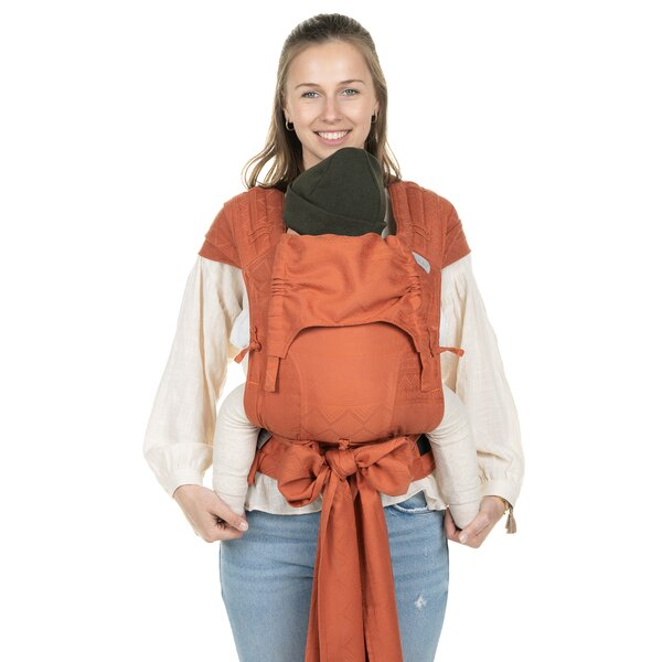 Fid-HB-2171 - Fidella® FlyClick Plus - Halfbuckle Baby carrier - Cubic...