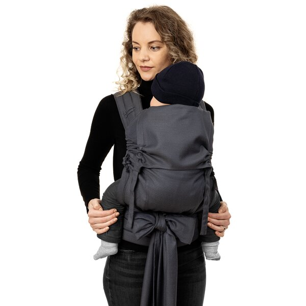 Fid-FT-TS-2173 - Fidella® Fly Tai - Mei Tai Baby Carrier - Diamonds -...