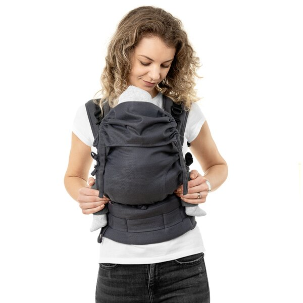 Fid-FU-BS-2173 - Fidella® Fusion - Fullbuckle baby carrier - Diamonds -...