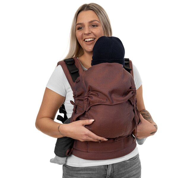 Fid-FU-V2-2174 - Fidella® Fusion 2.0 - Fullbuckle baby carrier - Diamonds...