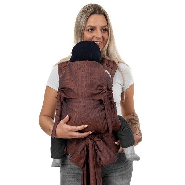 Fid-HB-2174 - Fidella® FlyClick Plus - Halfbuckle Baby carrier -...