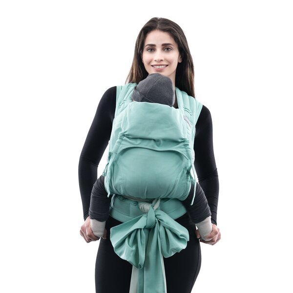 Fid-HB-2175 - Fidella® FlyClick Plus - Halfbuckle Baby carrier -...
