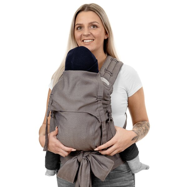 Fid-HB-2172 - Fidella® FlyClick Plus - Halfbuckle Baby carrier -...