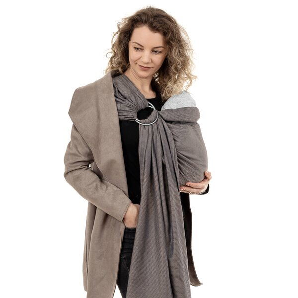 Fidella® Ring Sling - Diamonds - beige