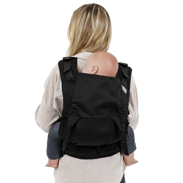 Fidella® Fusion 2.0 - Fullbuckle baby carrier - Chevron - black - Toddler