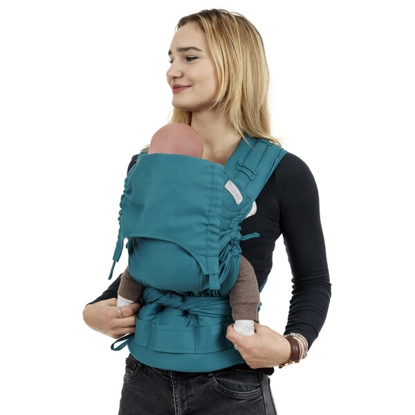 Fid-HB-BS-2180 - Fidella® FlyClick - Halfbuckle Baby Carrier - Chevron -...