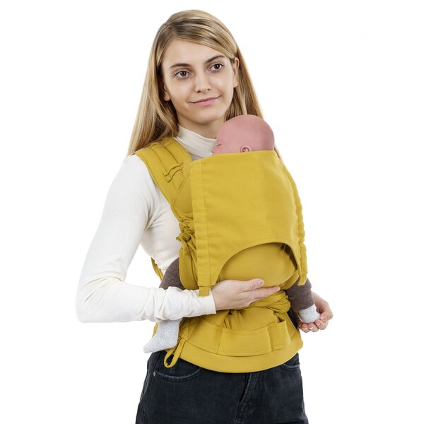 Fid-HB-BS-2181 - Fidella® FlyClick - Halfbuckle Baby Carrier - Chevron -...
