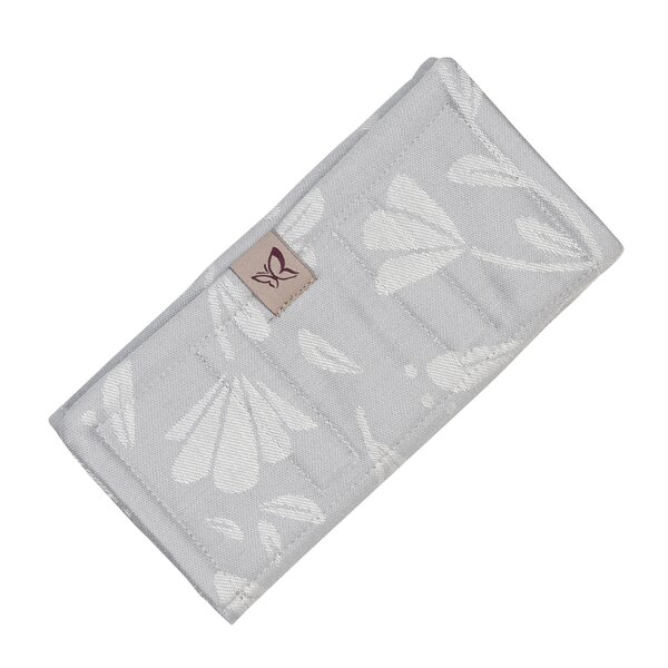 Fid-PAD-2183 - Fidella® Suck Pad for baby carriers - Floral Touch -...