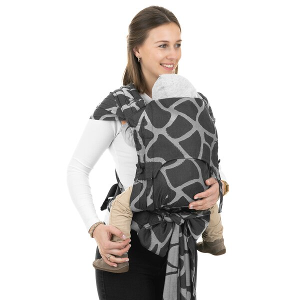 Fid-HB-2185 - Fidella® FlyClick Plus - Halfbuckle Baby carrier -...