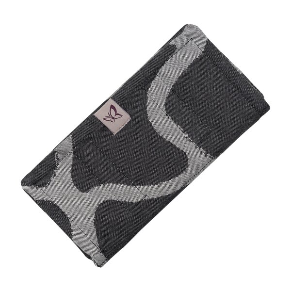 Fid-PAD-2185 - Fidella® Suck Pad for baby carriers - Giraffe - anthracite