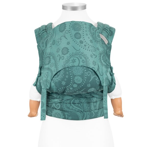 Fid-FT-BS-2050 - Fidella® Fly Tai - Mei Tai Baby Carrier - Persian Paisley...
