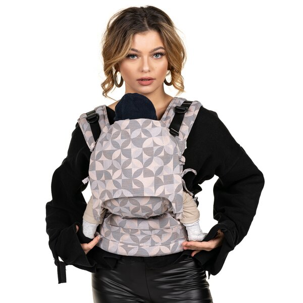 Fid-FU-BS-2058 - Fidella® Fusion - Full-Buckle Baby Carrier - Kaleidoscope...