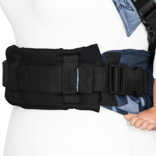 Fid-HP - Fidella® Hip Belt Pad for baby carriers - black