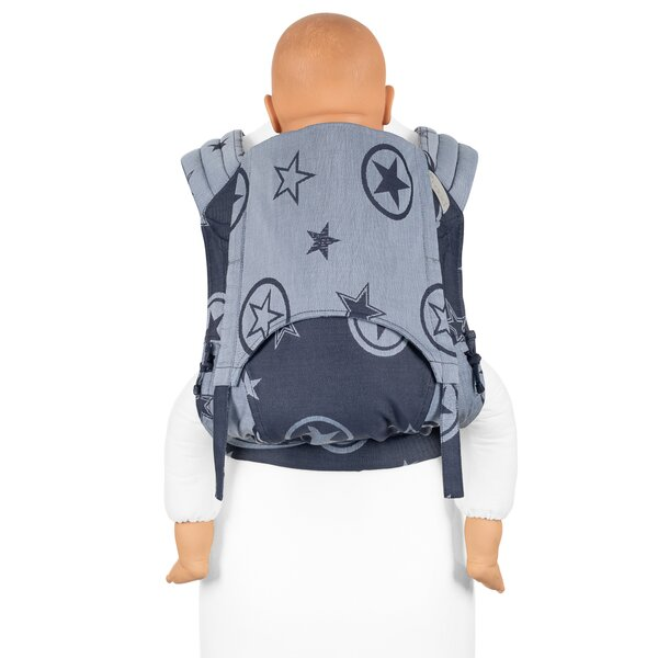 Fid-FT-TS-2008 - Toddler Size: Fidella Fly Tai Tragehilfe - Outer Space blau