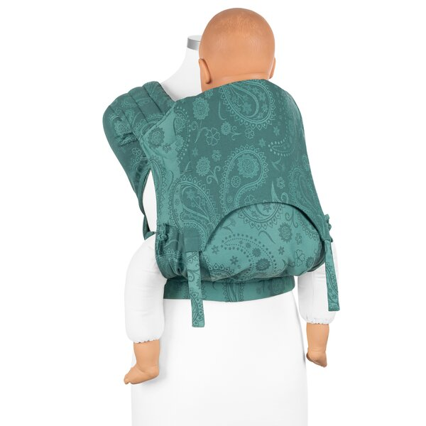 Fidella® Fly Tai - Mei Tai Baby Carrier - Persian Paisley jungle - Toddler