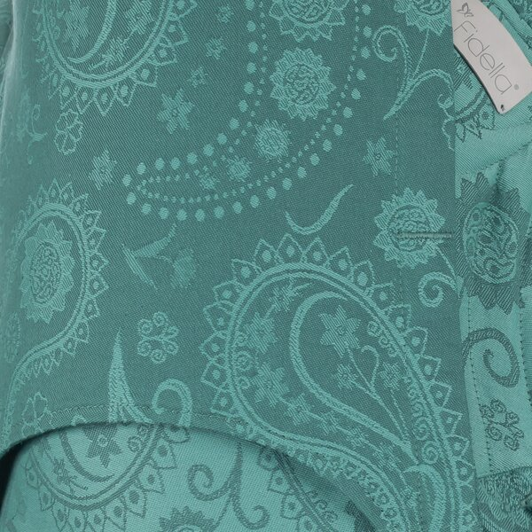 Fidella® Fly Tai - Mei Tai Tragehilfe - Persian Paisley jungle - Toddler