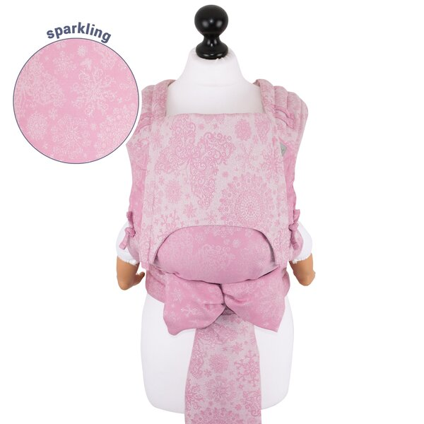 Fid-FT-BS-2108 - Baby Size: Fidella Fly Tai - Mei Tai Babytrage - Iced...