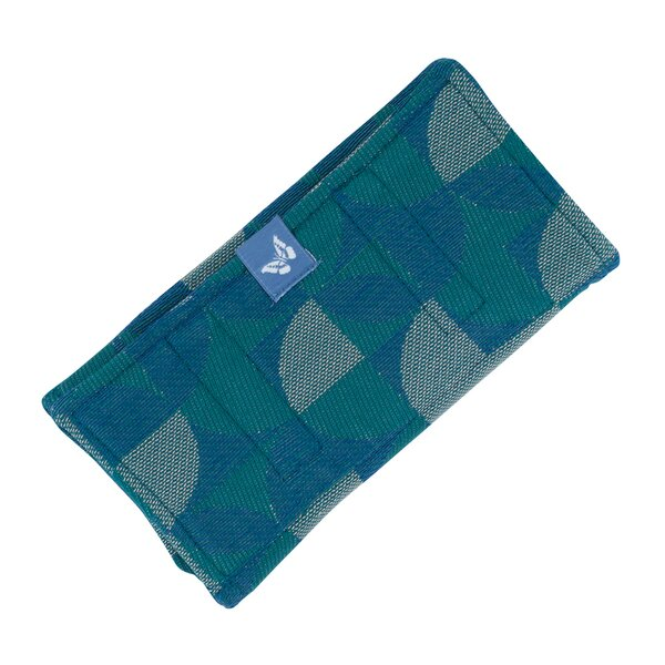 Fid-PAD-2134 - Fidella Suck Pad for baby carriers - Kaleidoscope - ocean...