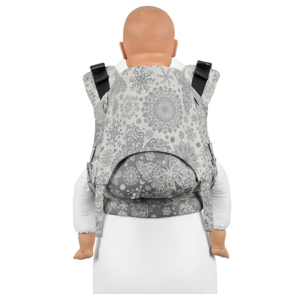 Fid-FU-V2-2004 - Fidella® Fusion 2.0 - Full-Buckle Baby Carrier - Iced...