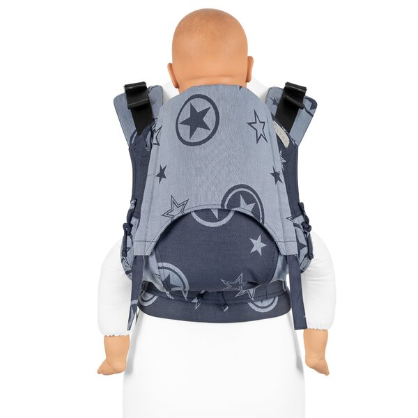 Fid-FU-V2-2008 - Fidella Fusion 2.0  Baby Carrier with buckles - Outer...