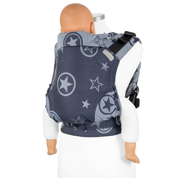 Fidella® Fusion 2.0 - Full-Buckle Tragehilfe - Outer Space - blue - Toddler