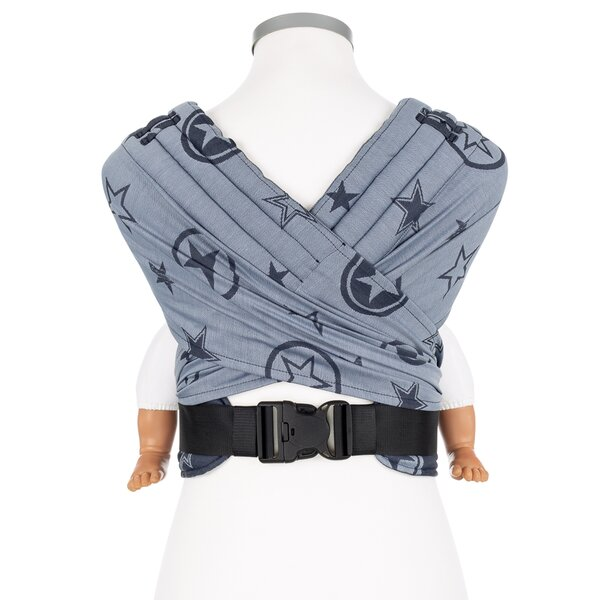 Fidella FlyClick Baby Carrier - Classic - Outer Space - blue