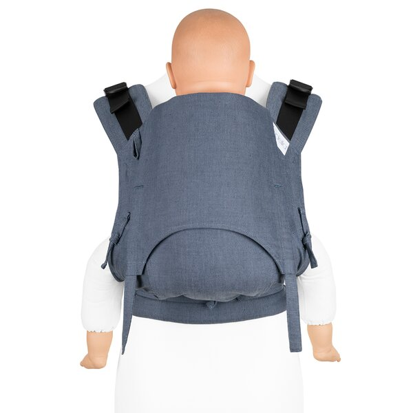 Fid-FU-V2-2140 - Fidella® Fusion 2.0 - Full-Buckle Baby Carrier - Chevron...
