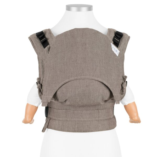 Fid-FU-BS-2139 - Fidella® Fusion - Full-Buckle Baby Carrier - Chevron -...