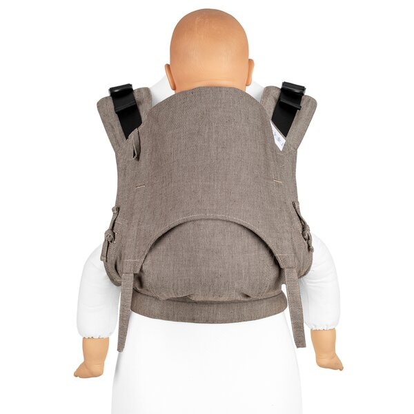 Fid-FU-V2-2139 - Fidella® Fusion 2.0 - Full-Buckle Baby Carrier - Chevron...