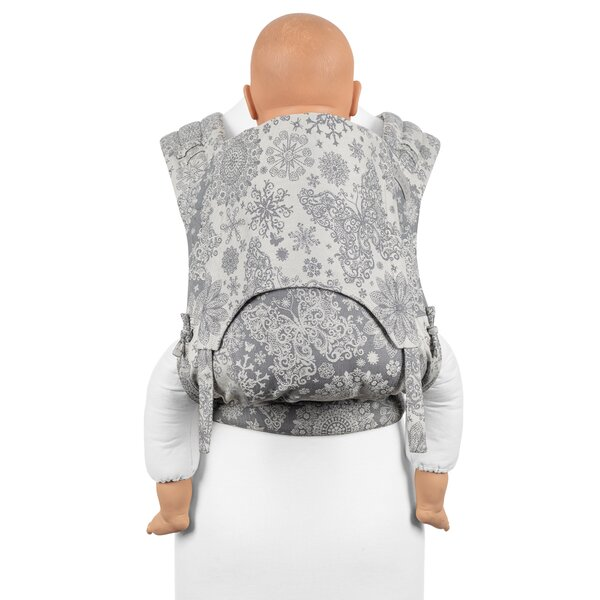 Fid-HB-2004 - Fidella® FlyClick Plus - Halfbuckle Baby Carrier - Iced...
