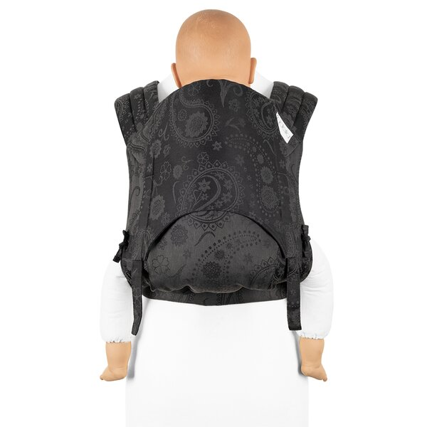 Fid-FT-TS-2142 - Toddler size: Fidella Fly Tai - Mei Tai Baby Carrier -...