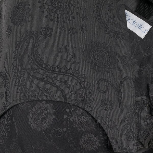 Fidella® Fusion - Full-Buckle Baby Carrier - Persian Paisley - anthracite - Baby
