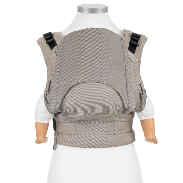 Fid-FU-BS-2147 - Fidella® Fusion - Full-Buckle Baby Carrier - Lines -...