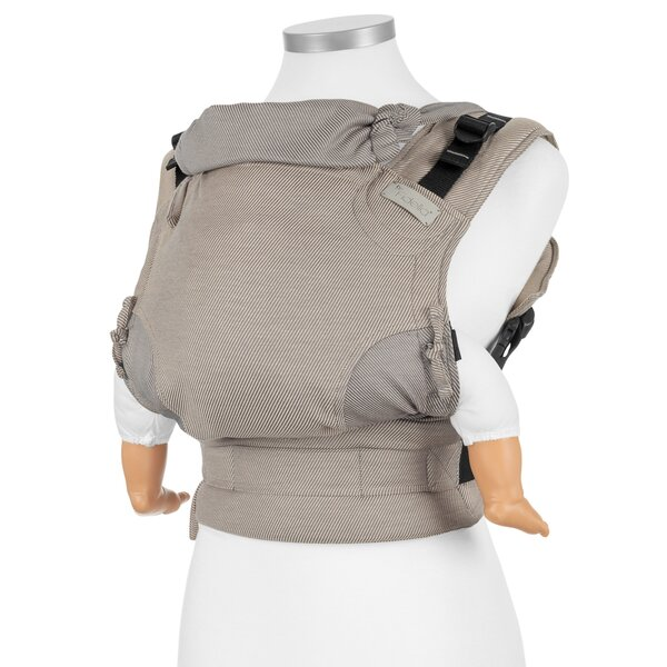 Fidella® Fusion - Full-Buckle Babytrage - Lines - beige - Baby