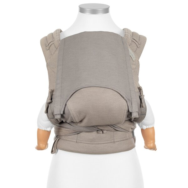 Fid-HB-BS-2147 - Fidella® FlyClick - Halfbuckle Baby Carrier - Lines -...