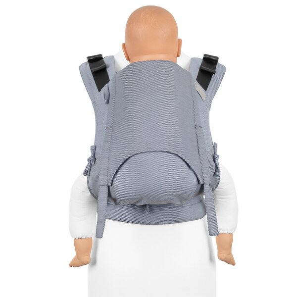 Fid-FU-V2-2149 - Fidella® Fusion 2.0 - Full-Buckle Baby Carrier - Lines -...