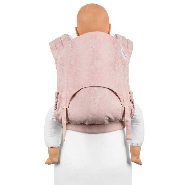Fid-FT-TS-2150 - Fidella® Fly Tai - Mei Tai Baby Carrier - Iced Butterfly...
