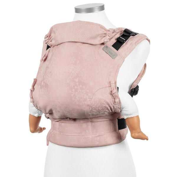 Fidella® Fusion - Full-Buckle Baby Carrier - Iced Butterfly - pale pink - Baby