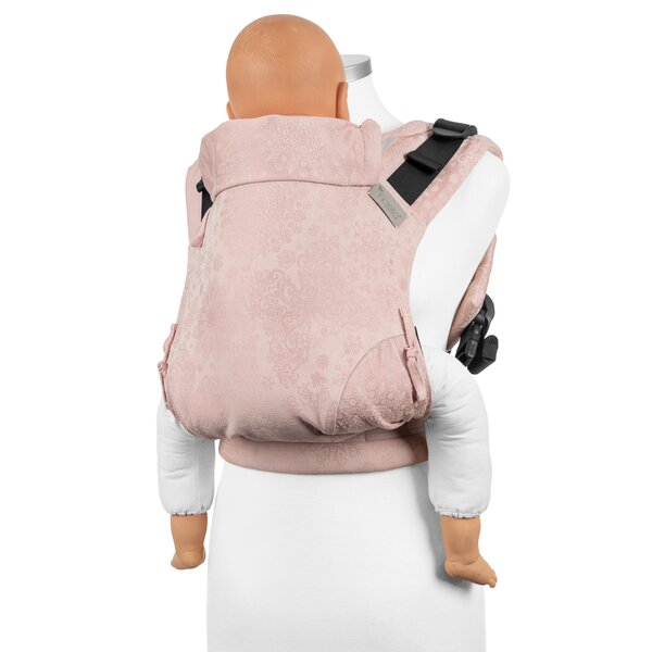 Fidella® Fusion 2.0 - Full-Buckle Baby Carrier - Iced Butterfly - pale pink - Toddler