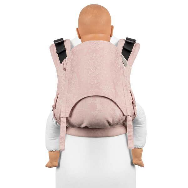 Fidella® Fusion 2.0 - Full-Buckle Tragehilfe - Iced Butterfly - rosé - Toddler