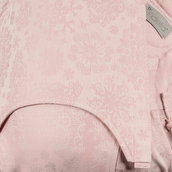 Fidella® FlyClick - Half-Buckle Babytrage - Iced Butterfly - rosé - Baby