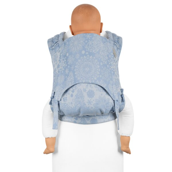 Fid-HB-2151 - Fidella® FlyClick Plus - Halfbuckle Baby Carrier - Iced...
