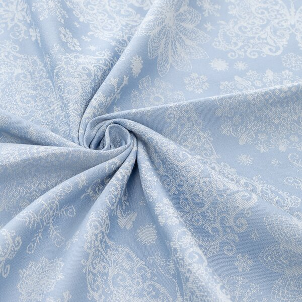Fidella® Ring Sling - Iced Butterfly - light blue