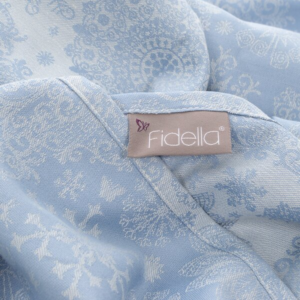 Fidella® Sling - Iced Butterfly - bleu clair