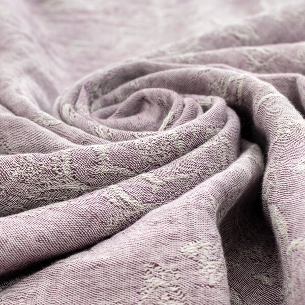 Fidella® Baby Blanket All-in-One - Feel Free - lilac grey