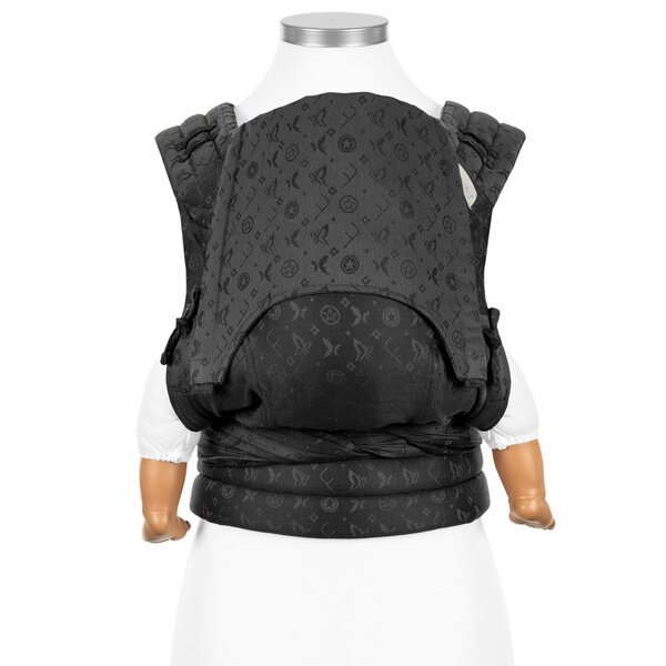 Fid-FT-BS-2158 - Fidella® Fly Tai - Mei Tai Baby Carrier - Saint Tropez -...